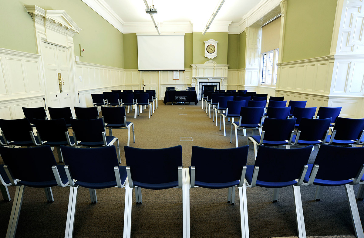 Room 12 Oxford University Event Venues