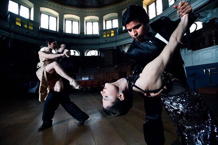 Tango festival case study image