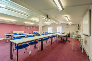 Room 301, Language Centre