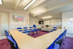 Room 302, Language Centre
