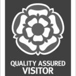 Visit England logo - Sheldonian Theatre