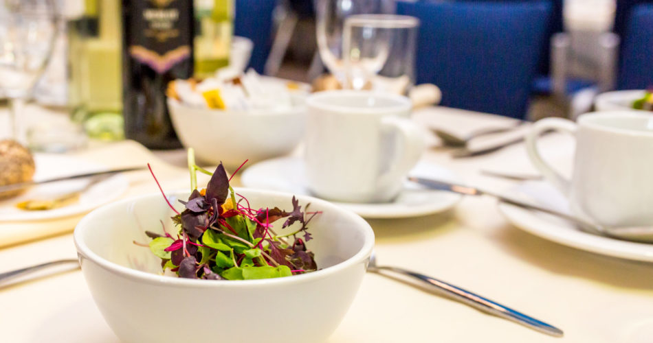 Dinner venue Oxford
