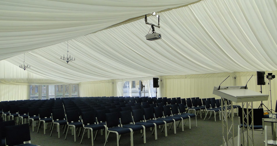 Examination Schools large conference venue Oxford