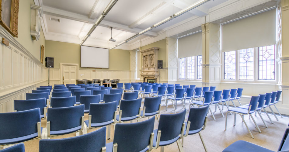 Examination Schools meeting room venue Oxford smaller room