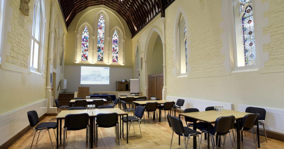 St Lukes meeting room venue Oxford