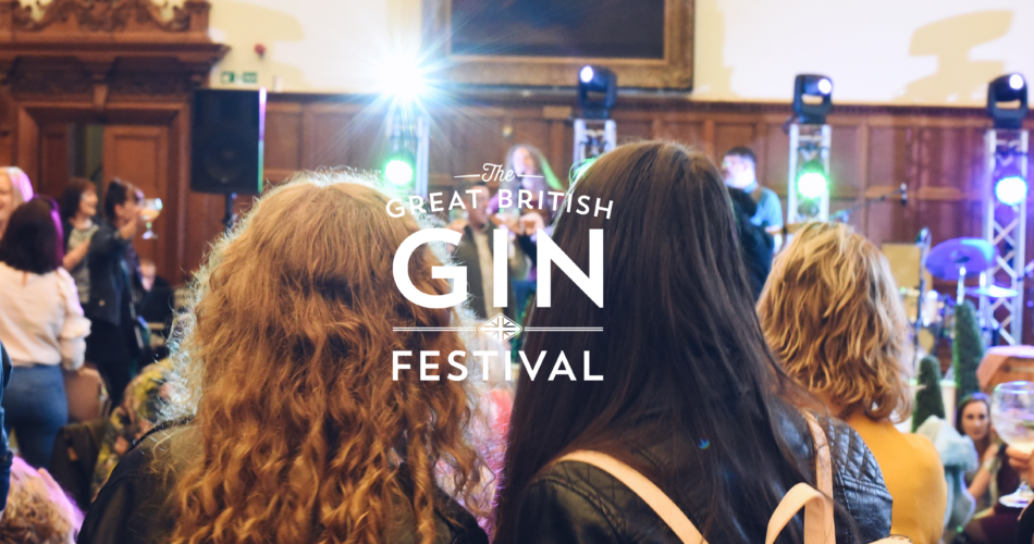 ladies at Gin Festival, at Examination Schools, Oxford, OUEV
