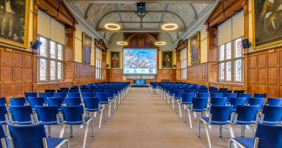 Examination Schools conference venue Oxford large meeting room East Writing Schools