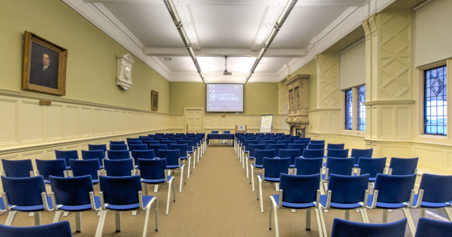 Examination Schools conference venue Oxford smaller meeting room