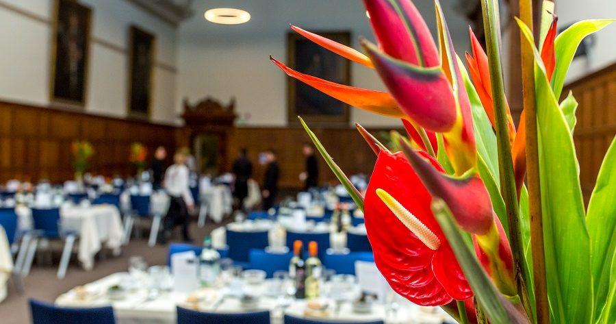 Examination Schools conference dinner venue Oxford