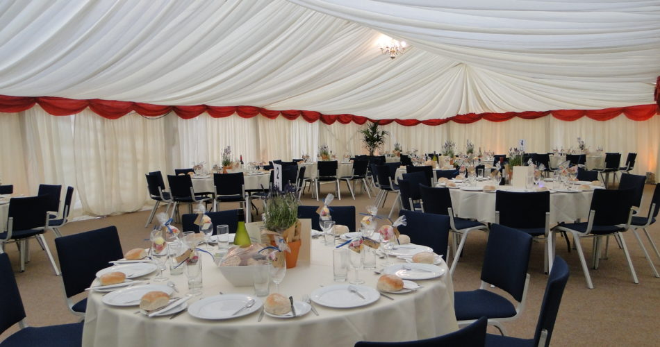 Examination Schools party venue Oxford summer party marquee