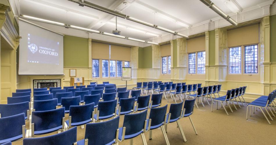 summer school venue space Oxford