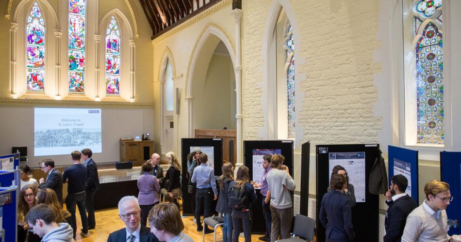 St Luke's Chapel exhibition venue space Oxford