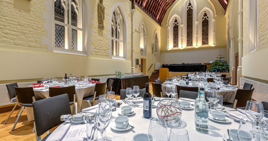 St Lukes Christmas dinner venue