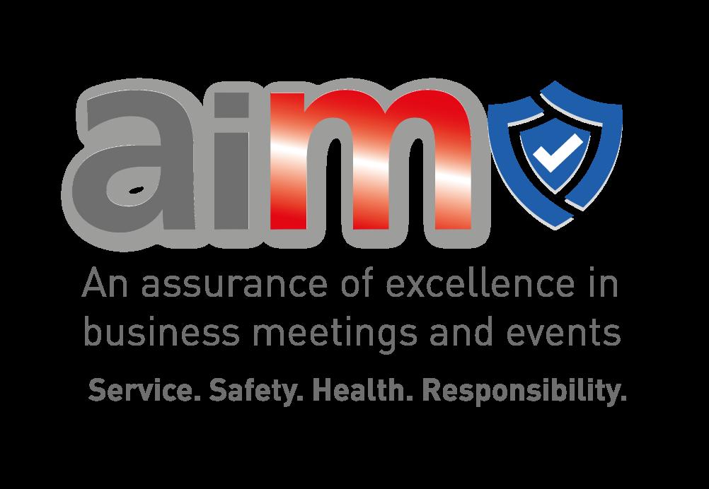 AIM Secure logo